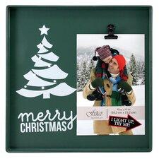 "Snapshots ""Merry Christmas"" Frame"