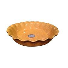 Biju Pie Dish with Speckles