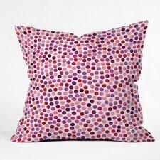 Garima Dhawan Dots Throw Pillow