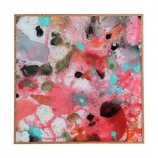 Pink 2 by Brian Wall Fine Art Plaque Framed Painting Print Plaque