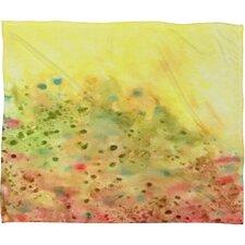 Rosie Brown Jeweled Pebbles Fleece Throw Blanket