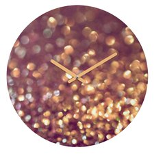Lisa Argyropoulos Mingle 1 Wall Clock