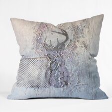 Kent Youngstrom Holiday Deer Throw Pillow