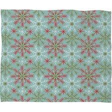 Loni Harris Eve Plush Fleece Throw Blanket