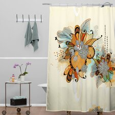 Iveta Abolina Sunset Shower Curtain