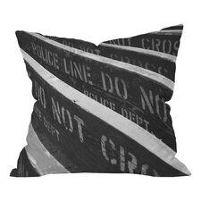 Leonidas Oxby 7 Chances Do Ya Feel Lucky Throw Pillow