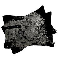 CityFabric Inc San Francisco Pillowcase