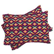 Bianca Green Aztec Diamonds Hammock Pillowcase