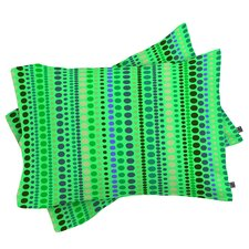 Romi Vega Retro Pillowcase