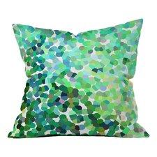 Rosie Brown Bubbles Indoor/Outdoor Throw Pillow