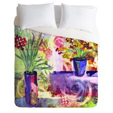Purple and Lime Duvet Cover Collection
