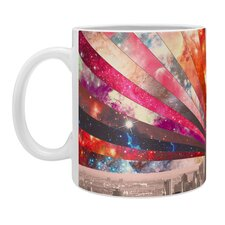 Bianca Green Superstar New York Coffee Mug
