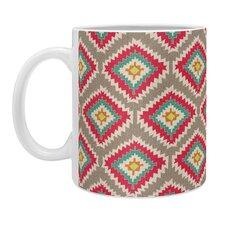 Bianca Green Aztec Fiber 1 Coffee Mug