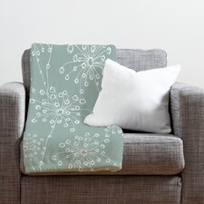 Rachael Taylor Quirky Motifs Throw Blanket