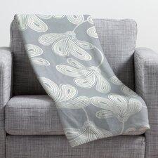 Provencal Gray 1 Throw Blanket