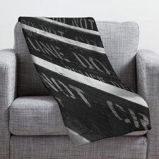 Leonidas Oxby 7 Chances Do Ya Feel Lucky Throw Blanket