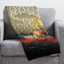 Jose Luis Guerrero Throw Blanket