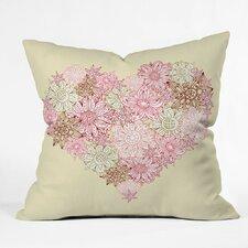 Sabine Reinhart Heart One Polyester Throw Pillow