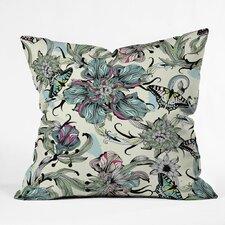 Sabine Reinhart Garden Parade Polyester Throw Pillow