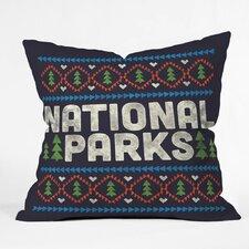 Zoe Wodarz Park Nation Polyester Throw Pillow