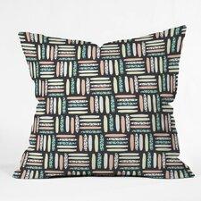 Zoe Wodarz Wild Night Polyester Throw Pillow