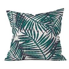 Zoe Wodarz The Palm Hotel Polyester Throw Pillow