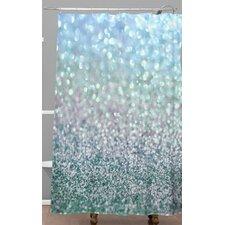 Lisa Argyropoulos Snowfall Shower Curtain