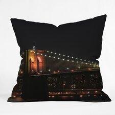 Leonidas Oxby Brooklyn 2 Indoor/Outdoor Throw Pillow