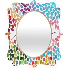 Garima Dhawan Dots Imagine 1 Quatrefoil Mirror