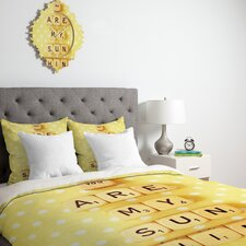 Happee Monkee You Are My Sunshine Duvet Cover Collection