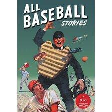 'All Baseball Stories: Seven Big Diamond Thrillers' Vintage Advertisement