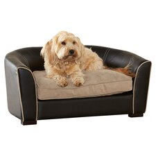 Ultra Plush Remy Dog Sofa