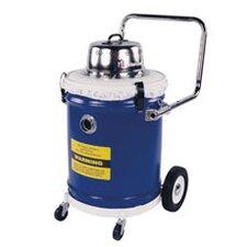 Enviromaster 15 Gallon 2.3 Peak HP Stainless Steel Critical Hepa Wet / Dry Vacuum