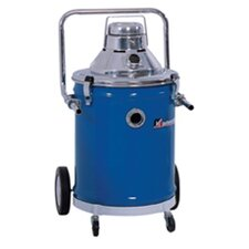15 Gallon 1.3 Peak HP Cold Rolled Steel Wet / Dry Vacuum
