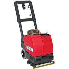 Compact Battery Walk Behind Scrubber