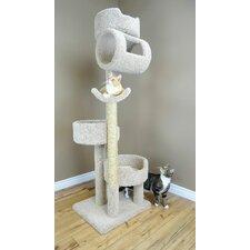 "72"" Premier Twin Tower Cat Tree"