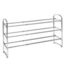 3 Tier Expandable Shoe Rack