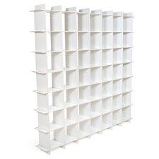 "Tall Modern 79.25"" Cube Unit"