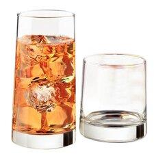 Cabos 16 Piece Glass Set