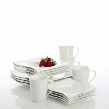 White Basics Motion Dinnerware Collection