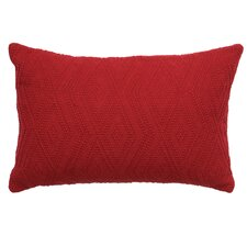 Nordic Cotton Lumbar Pillow