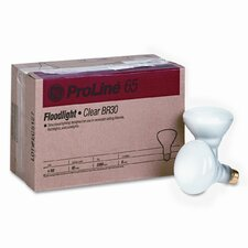 65W 130-Volt Incandescent Light Bulb