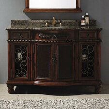"Classico 53"" Single Bathroom Vanity Set"