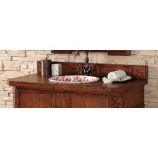 """Charleston 42"""" Wood Vanity Top"""