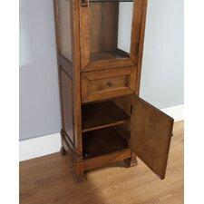 "Brookfield 20.5"" x 65"" Free Standing Linen Cabinet"