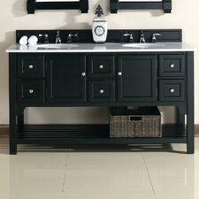 "South Hampton 60"" Double Vanity Set"