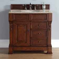 "Brookfield 36"" Single Bathroom Vanity Set"