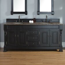 "Brookfield 72"" Double Bathroom Vanity Set"
