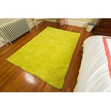 Super Soft Micro Fiber Yellow Area Rug