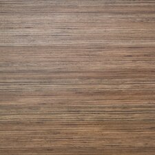 "Floorworks 6"" x 36"" x 3.05mm Luxury Vinyl Plank in Blended Strip Wood"